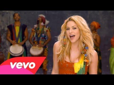 Shakira – Waka Waka (This Time for Africa)
