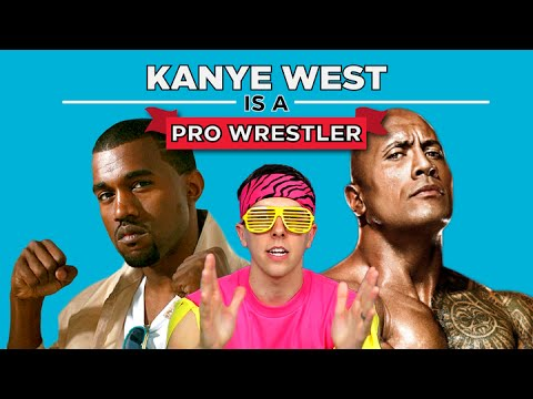 5 Ways Kanye West Is Like A Pro Wrestler