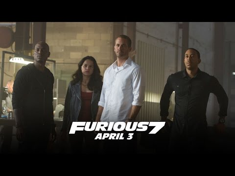 Furious 7 – In Theaters and IMAX April 3 (TV Spot 9) (HD)