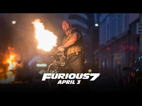 Furious 7 – In Theaters and IMAX April 3 (TV Spot 8) (HD)