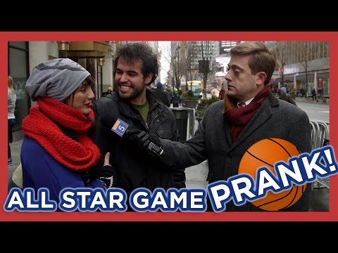 Prank News: All Star Edition