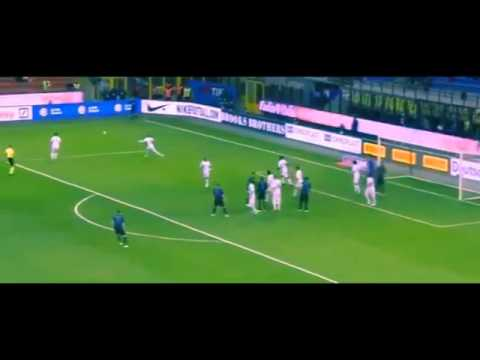 The best corner kick ever-Lucas Podolski