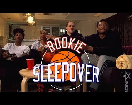 What If Rookies Had A Sleepover?