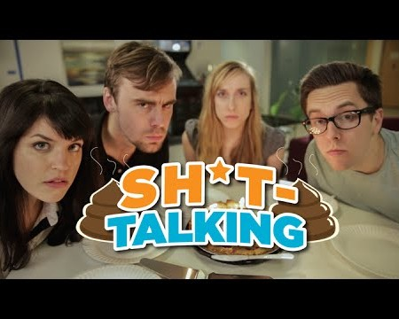 How to Politely Talk Shit (Hardly Working)