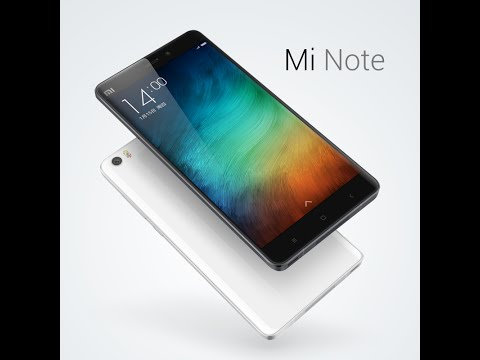 Latest Smartphones 2015: Xiaomi Mi Note Smartphone with 5.7-inch Display, Xiaomi Mi Note Specs
