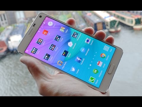 Samsung Galaxy Note 4 Review: Samsung Galaxy Note 4 Official Video Commercial – Note 4 Camera Test