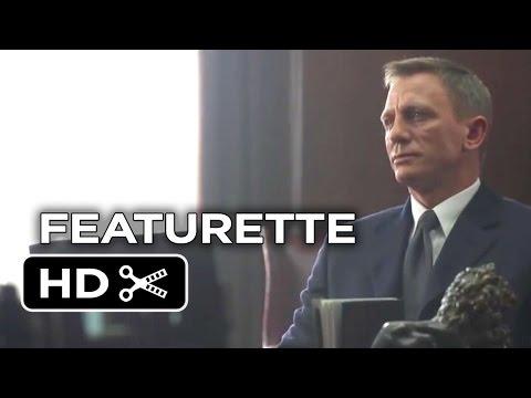 Spectre Featurette – Behind the Scenes (2015) – Daniel Craig Movie HD