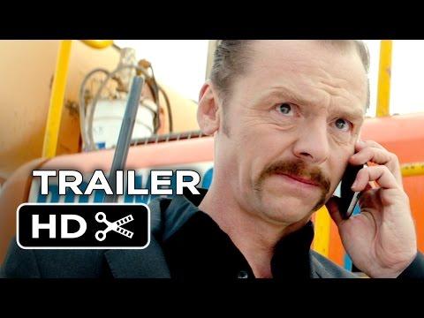 Kill Me Three Times Official Trailer #2 (2015) – Simon Pegg Movie HD