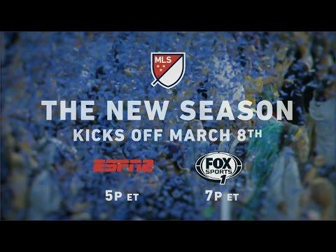 Major League Soccer: Sundays on FOX Sports 1