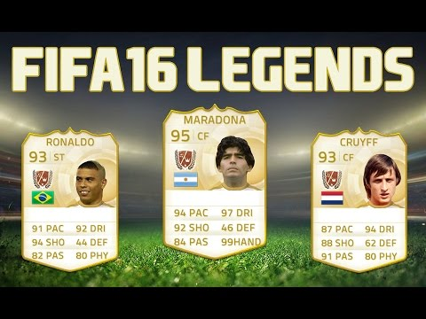 10 Best Possible New Legends For FIFA 16