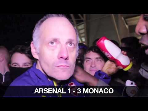 """Claude From ArsenalFanTV: """"I Left My Wife Because She Didn't Like Arsenal!"""""""