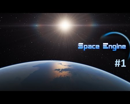 [Space Engine HD] Solar System & Space Exploration  ZERO