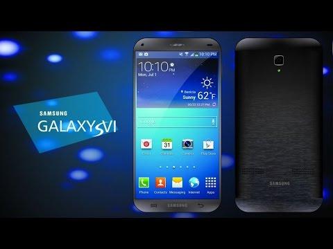 Samsung Galaxy S6: Samsung Galaxy S6 Concept, Galaxy S6 Features, Samsung Galaxy S6 Release Date