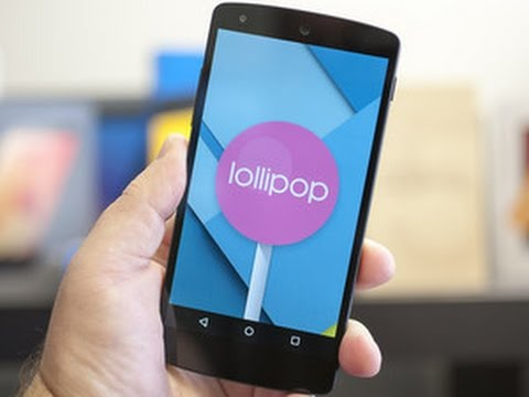 Android L Preview: Android L 5.0 on Nexus 5 –  Android Lollipop Review Hands on – Nexus 6,9 Trailers