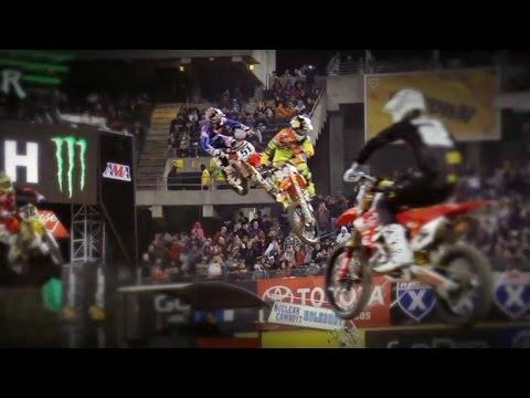 Monster Energy Supercross on FOX Sports 1