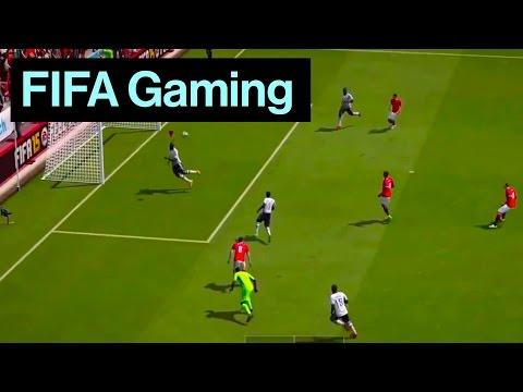 Unbelievable Goalmouth Scrambles! | Funny FIFA Fails