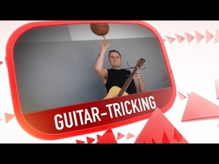 User-Submission: Guitar Tricking First Look #newtrends