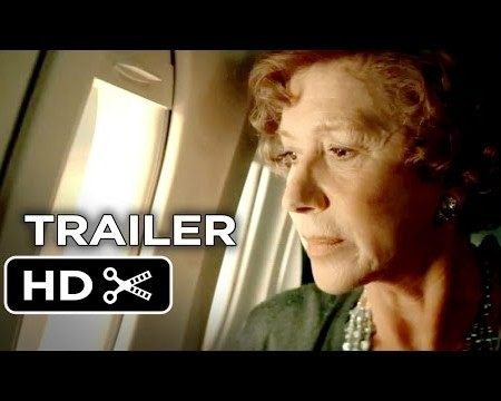 Woman in Gold TRAILER 2 (2015) - Helen Mirren, Katie Holmes Movie HD