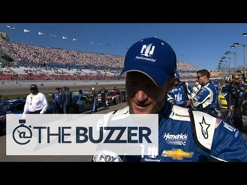 Dale Earnhardt Jr. Continues Hot Start to Season at Las Vegas – 2015 NASCAR Sprint Cup