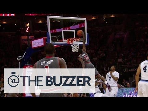 Rysheed Jordan has monster dunk against Villanova