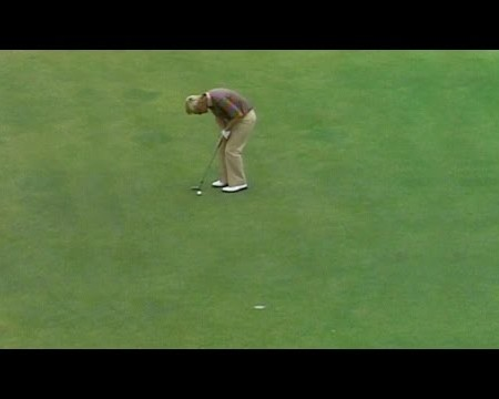 US Open Tease: Jack Nicklaus Classic Moment